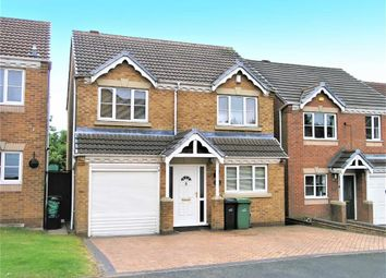 Thumbnail 4 bedroom detached house for sale in Richborough Drive, Dudley