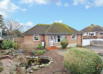 Thumbnail 3 bedroom detached bungalow to rent in Allendale Avenue, Findon Valley, Worthing