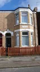 Thumbnail 2 bed terraced house to rent in East Park Avenue, Hull