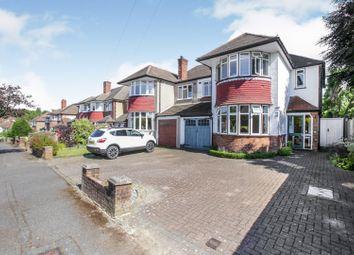 Thumbnail 4 bed semi-detached house for sale in Langley Oaks Avenue, South Croydon