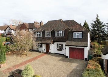 5 bed detached house for sale in Kenilworth Close, Banstead SM7
