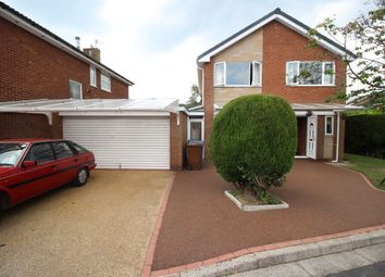 Thumbnail 4 bed detached house for sale in Liskeard Drive, Bramhall, Stockport