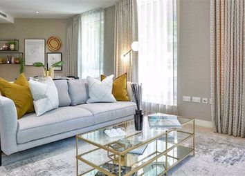Thumbnail 3 bed flat for sale in Bute Gardens, London