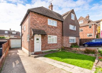 Thumbnail 2 bed semi-detached house for sale in Amberstone View, Hailsham