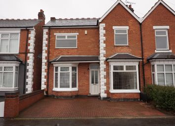 Thumbnail 3 bed semi-detached house for sale in Beech Road, Erdington, Birmingham