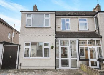 Thumbnail 3 bedroom semi-detached house for sale in Gundulph Road, Bromley