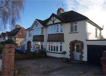 Thumbnail 3 bed semi-detached house for sale in Borough Park Road, Paignton