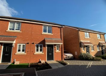 Thumbnail 2 bedroom semi-detached house for sale in People Park Way, Sudbury