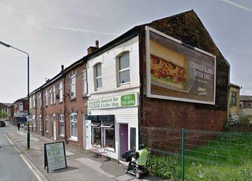 Thumbnail Restaurant/cafe for sale in Radcliffe M26, UK