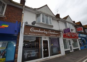 Thumbnail 1 bed flat to rent in York Terrace Lane, Frimley Road, Camberley