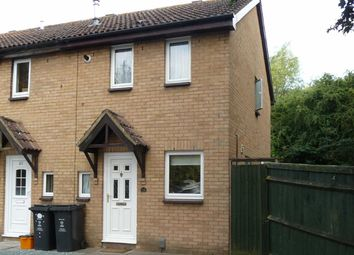 Thumbnail 2 bed end terrace house to rent in Partridge Close, Covingham, Swindon