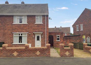 Thumbnail 3 bedroom semi-detached house for sale in Sheriffs Moor Avenue, Easington Lane, Houghton Le Spring