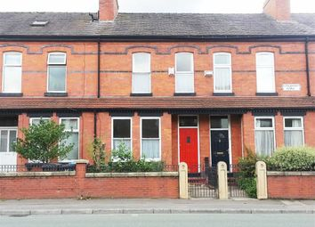 Thumbnail 4 bed terraced house for sale in Stockport Road, Levenshulme, Manchester