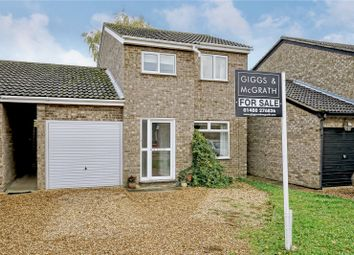 Thumbnail 3 bed link-detached house for sale in St. Marys, Earith, Huntingdon, Cambridgeshire