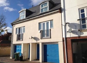 Thumbnail 4 bed property to rent in Lansdowne Street, Southsea