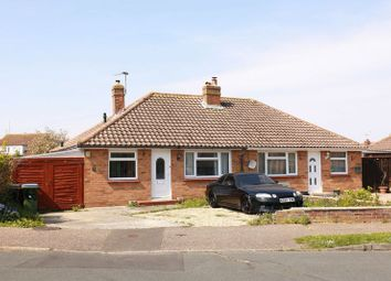Thumbnail 2 bed semi-detached bungalow for sale in Mansfield Road, Bognor Regis