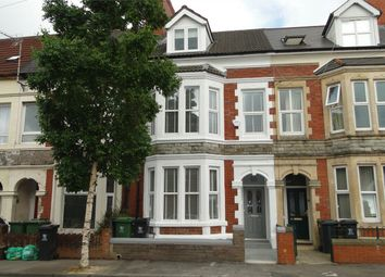Thumbnail 3 bed flat to rent in 46 Romilly Road, Canton, Cardiff, South Glamorgan