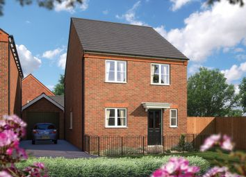 "Thumbnail 4 bed semi-detached house for sale in ""The Salisbury"" at Steppingley Road, Flitwick, Bedford"