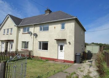 Thumbnail 3 bed end terrace house for sale in Ehen Road, Cleator Moor, Cumbria