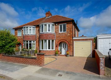 Thumbnail 3 bed semi-detached house for sale in St Thomas Close, Osbaldwick, York