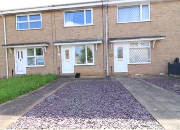 Thumbnail 2 bedroom terraced house for sale in Montrose Drive, Goole