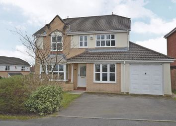 Thumbnail 4 bedroom detached house for sale in Spacious Family House, Allt-Yr-Yn Heights, Newport