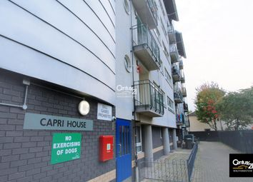 Thumbnail 3 bedroom flat for sale in Capri House Flat 7, Darndale Close, London