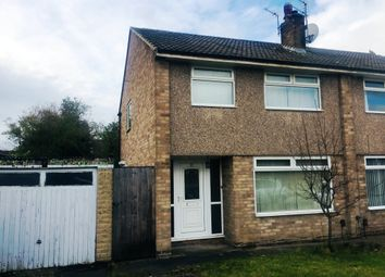 Thumbnail 3 bed semi-detached house for sale in Lyttleton Drive, Stockton-On-Tees