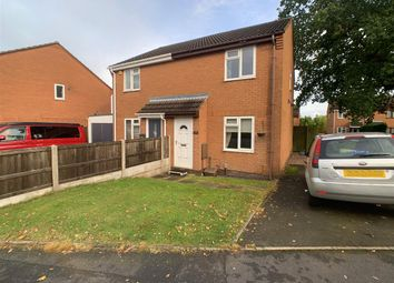 Thumbnail 2 bed semi-detached house to rent in Milton Grove, Stafford