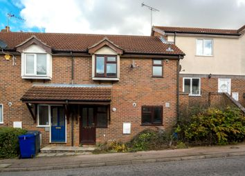 Thumbnail 1 bed terraced house for sale in Shardlow Close, Haverhill