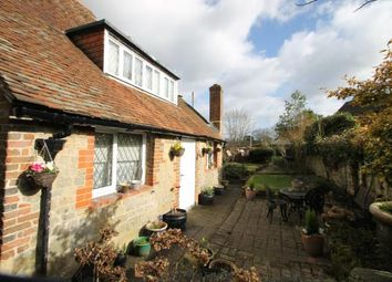 Thumbnail 3 bed detached house for sale in Bepton Road, Midhurst, West Sussex