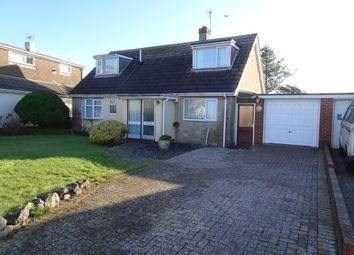 Thumbnail 4 bed detached bungalow for sale in The Whimbrels, Rest Bay, Porthcawl