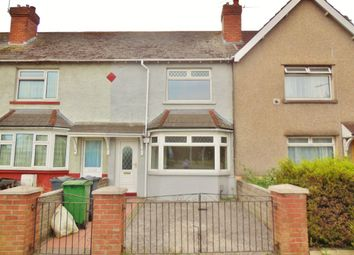 Thumbnail 2 bed terraced house for sale in Willows Avenue, Tremorfa, Cardiff