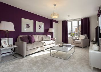 "Thumbnail 4 bed detached house for sale in ""Craigston"" at Abbey Road, Elderslie, Johnstone"