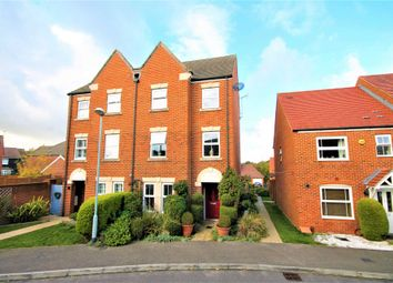 Thumbnail 3 bed semi-detached house for sale in Goldfinch Crescent, Jennetts Park