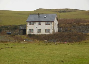 Thumbnail 4 bed detached house for sale in Trisant, Aberystwyth, Ceredigion