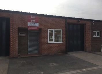 Thumbnail Light industrial to let in Unit 6, 17 Pillings Road, Rutland