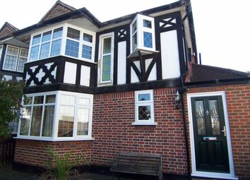 Thumbnail 3 bedroom semi-detached house to rent in Ely Close, New Malden