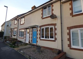 Thumbnail 2 bed terraced house for sale in Drake Avenue, Chickerell, Weymouth