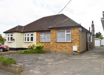 Thumbnail 2 bedroom bungalow for sale in Prospect Road, Romford