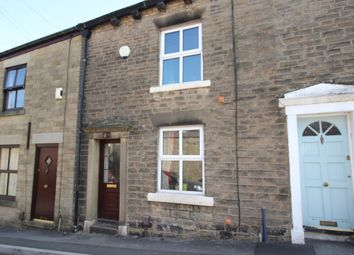 Thumbnail 1 bed terraced house for sale in Queen Street, Marple, Stockport