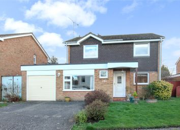 4 bed detached house for sale in Chirton Walk, Woking GU21