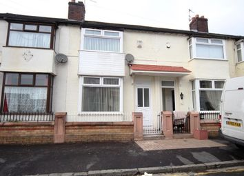 Thumbnail 3 bed terraced house to rent in Cheviot Road, Old Swan, Liverpool