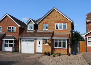 Thumbnail 4 bed property for sale in Battle Close, Wootton, Northampton