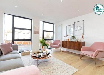 Thumbnail 2 bed flat for sale in 17 Copperworks, 57 Blackhorse Road, London