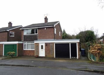 Thumbnail 3 bed detached house to rent in Dunscar Close, Whitefield, Manchester