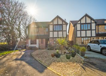 5 bed detached house for sale in Grove Farm Road, Grovesend, Swansea SA4