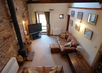Thumbnail 1 bed terraced house for sale in The Cottage, The Street, Wigton