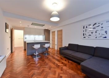 Thumbnail 2 bed flat for sale in Chase Side, London