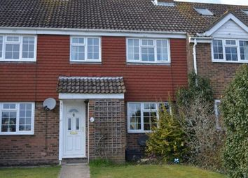 Thumbnail 3 bed terraced house for sale in Oakmede Way, Ringmer
